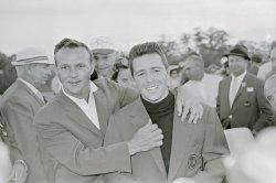 Gary Player 1961 Masters