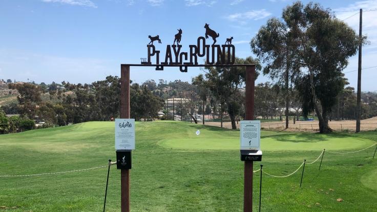 Goat Hill Park - Playground