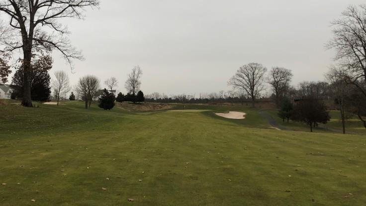 Bella Vista Golf Course 10th Approach