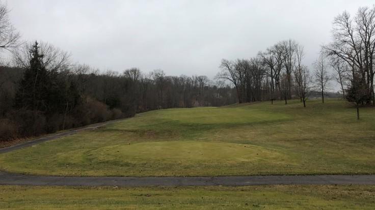 Bella Vista Golf Course 11th Tee