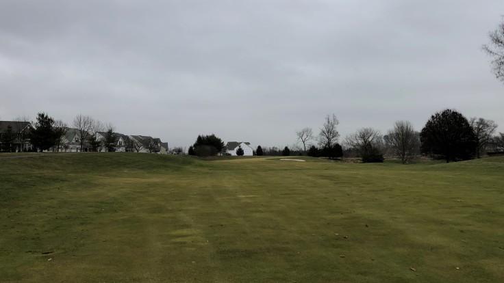 Bella Vista Golf Course 13th Approach