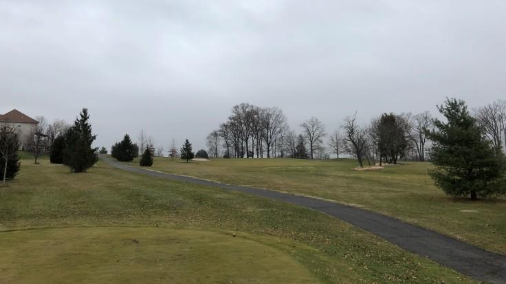 Bella Vista Golf Course 13th Tee