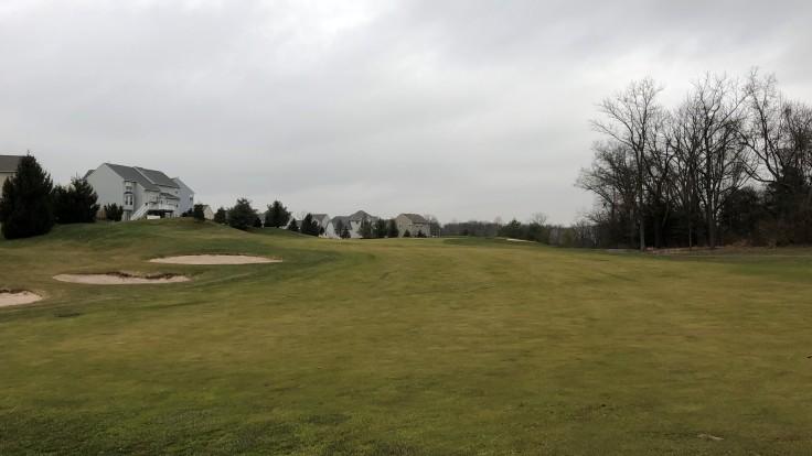 Bella Vista Golf Course 15th Approach Shot