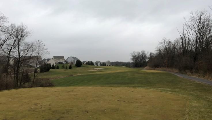 Bella Vista Golf Course 15th Tee Shot