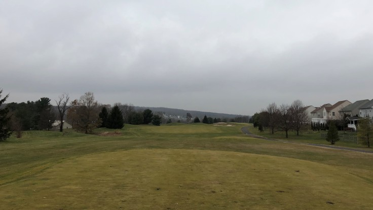 Bella Vista Golf Course 16th Tee Shot