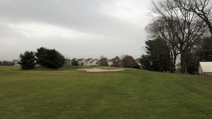 Bella Vista Golf Course 17th Approach