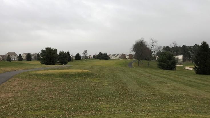 Bella Vista Golf Course 17th Tee