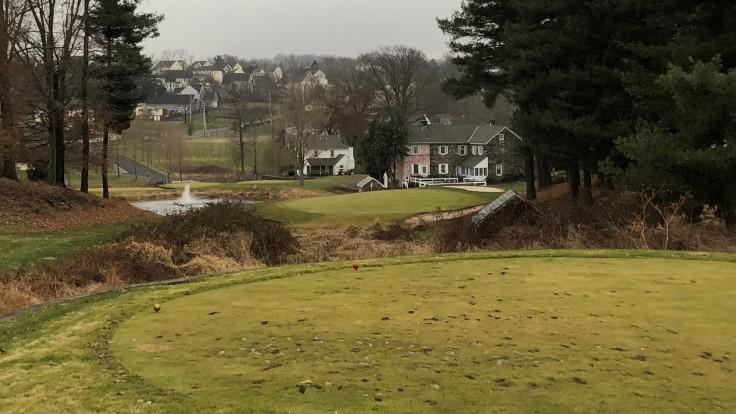 Bella Vista Golf Course 18th Hole