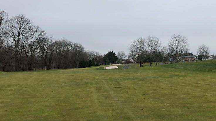 Bella Vista Golf Course 1st Approach