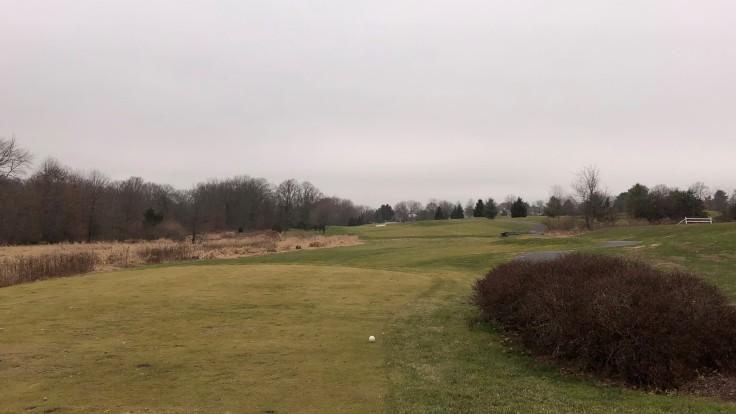 Bella Vista Golf Course 1st Tee