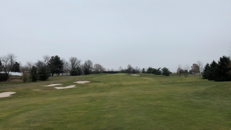 Bella Vista Golf Course 2nd Approach