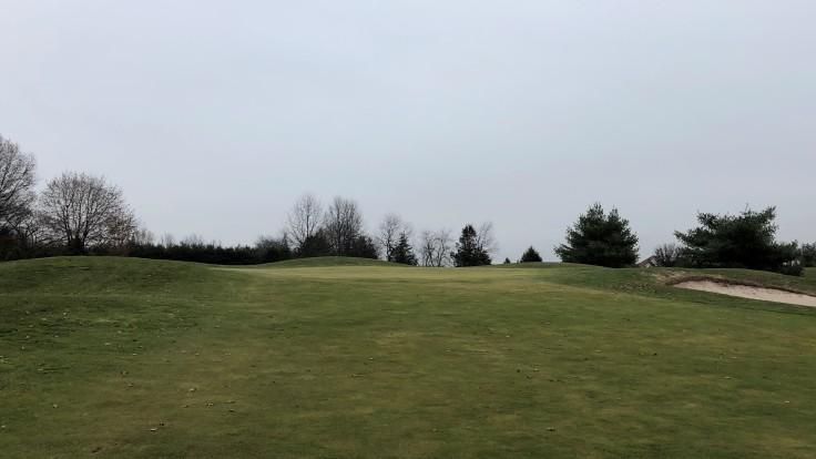 Bella Vista Golf Course 2nd Green