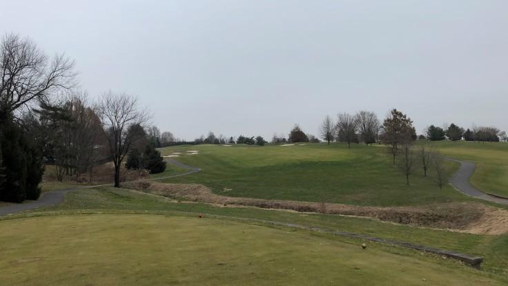 Bella Vista Golf Course 2nd Tee