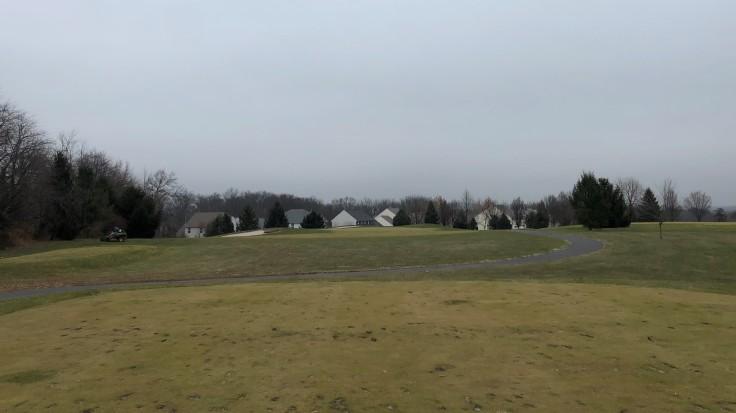 Bella Vista Golf Course 3rd Tee