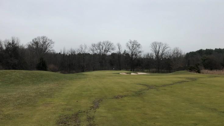 Bella Vista Golf Course 4th Approach