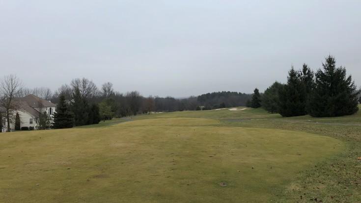 Bella Vista Golf Course 4th Tee