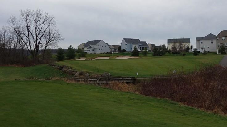 Bella Vista Golf Course 5th Approach