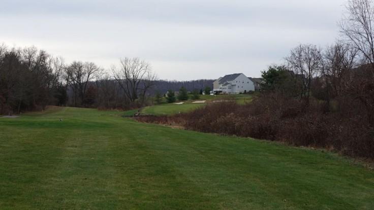 Bella Vista Golf Course 5th Tee