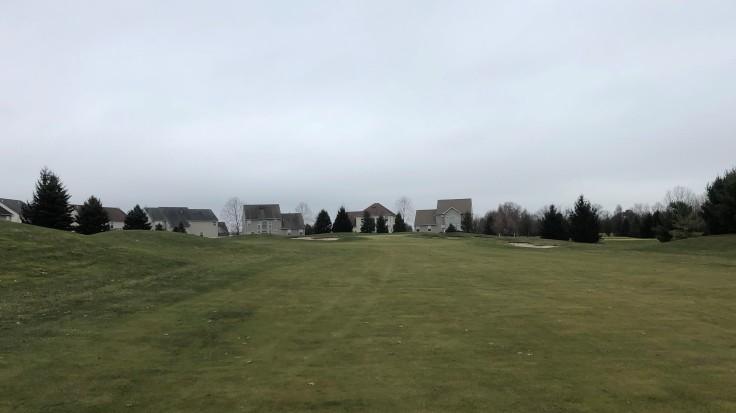 Bella Vista Golf Course 6th Approach