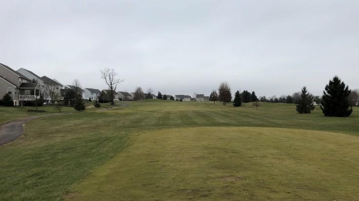 Bella Vista Golf Course 6th Tee