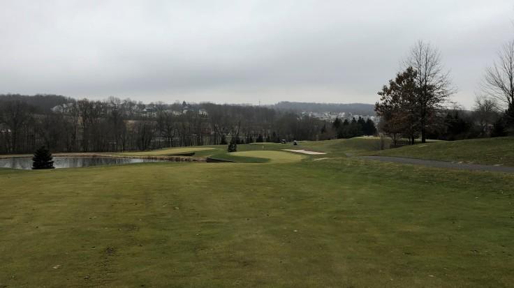Bella Vista Golf Course 8th Approach