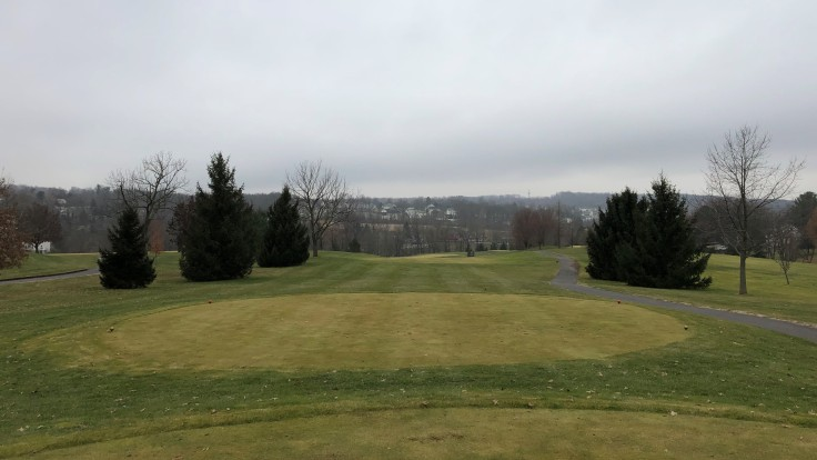 Bella Vista Golf Course 8th Tee