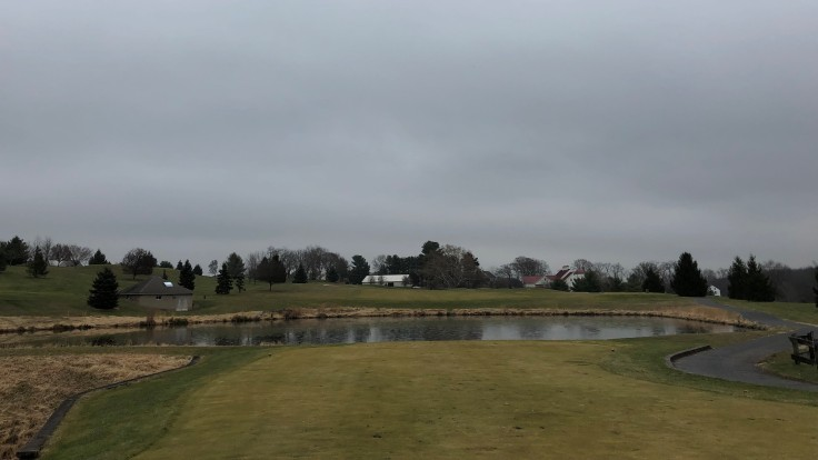 Bella Vista Golf Course 9th Tee