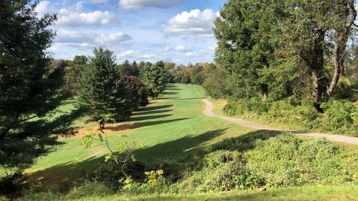 Cobbs Creek Golf Club Olde Course - 14th Tee
