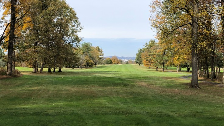 Locust Valley Golf Club 14th Tee