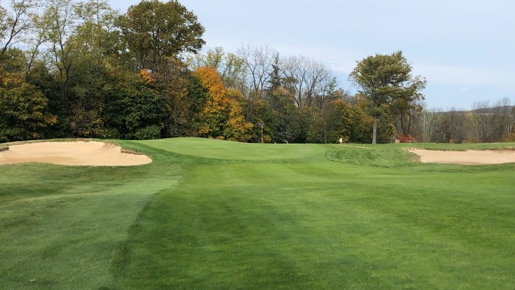 Locust Valley Golf Club 16th Green