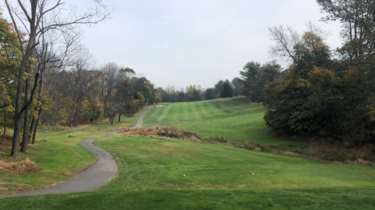 Locust Valley Golf Club 1st Tee