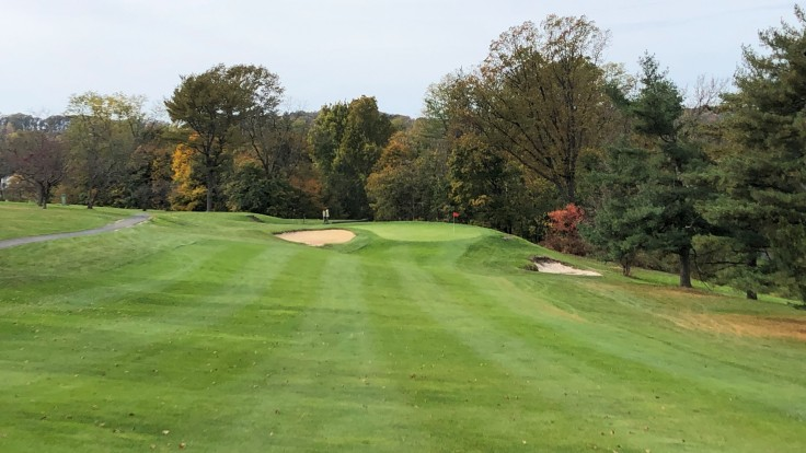 Locust Valley Golf Club 8th Hole