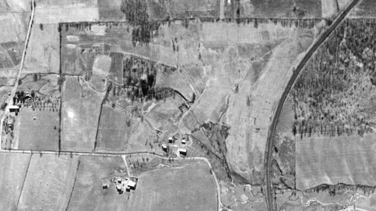 Tumblebrook Golf Club 1938 Aerial